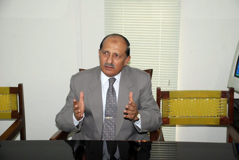 طلباء کی تعلیم اور صحت کی بہتری کےلئے اقدامات کرنے کی ضرورت ہے: بریگیڈیر (ر)  اقبال احمد خان