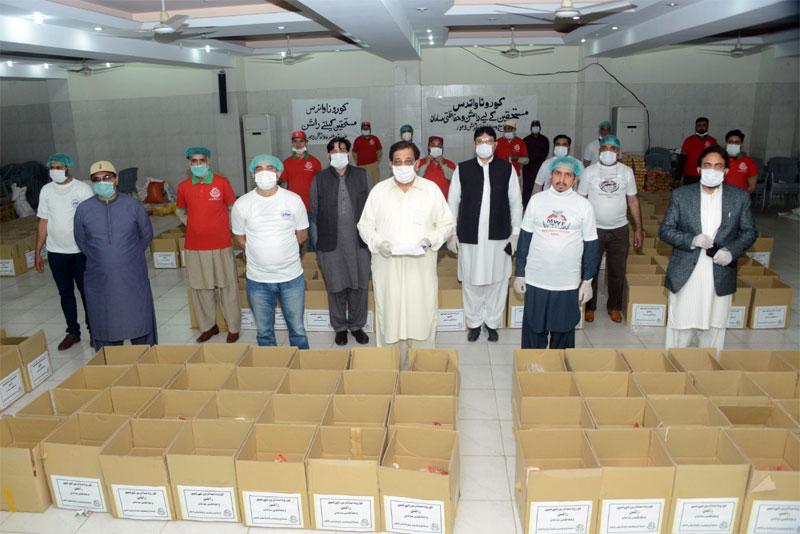 اربوں روپے کا امدادی پیکج خوش آئند، اصل چیلنج مستحقین تک پہنچانا ہے: خرم نواز گنڈاپور