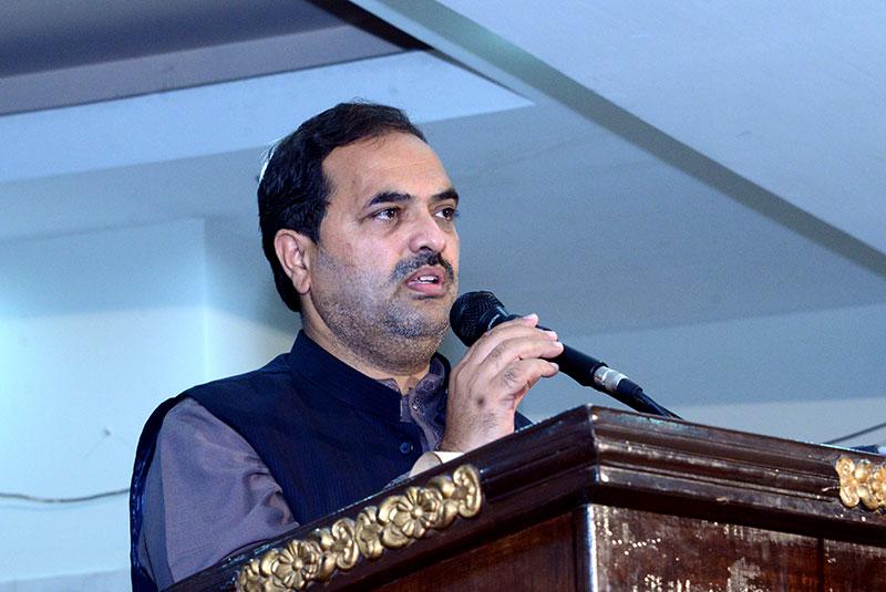 ڈاکٹر طاہرالقادری امت کی رہنمائی کررہے ہیں: جواد حامد