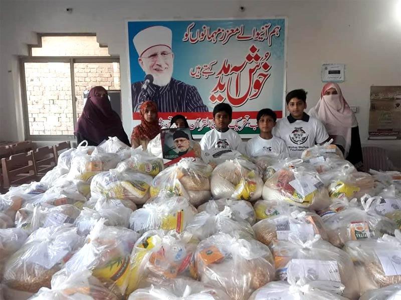 #WOICEfoodSupportProgram: Pakpattan Sharif