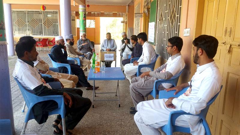 پٹن خورد (ایبٹ آباد): منہاج ویلفیئر فاؤنڈیشن کا اہم اجلاس، مزید مستحقین تک راشن اور رمضان پیکج پہنچانے کا فیصلہ
