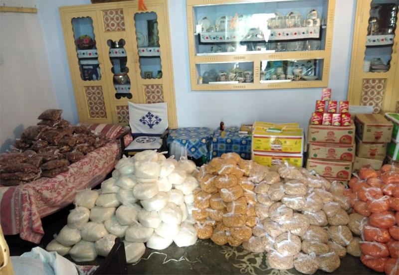 جہلم: منہاج ویلفیئر فاؤنڈیشن کی جانب سے راشن پیکجز کی تقسیم