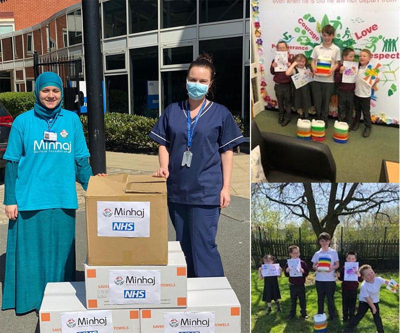 Nelson (UK): Minhaj Sisters launches community campaign