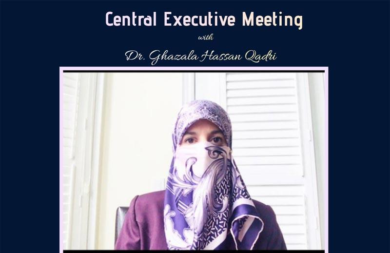 MWL Pakistan holds meeting with Dr. Ghazala Hassan Qadri
