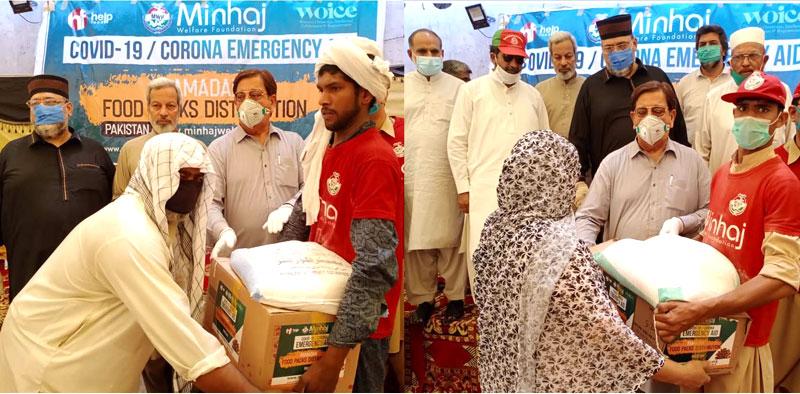 Covid-19 Lockdown: MWF distributes ration among 500 families