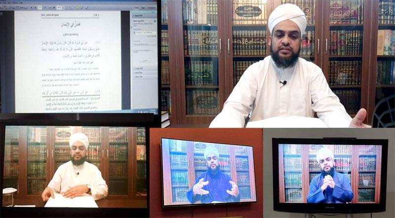 انڈیا: مولانا حبیب احمد الحسنی کا 51 روزہ آن لائن درس حدیث (المنہاج السوی)