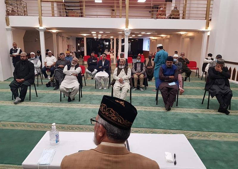 سانحہ ماڈل ٹاون کی چھٹی برسی پر منہاج القرآن فرانس میں قرآن خوانی اور تعزیتی اجلاس
