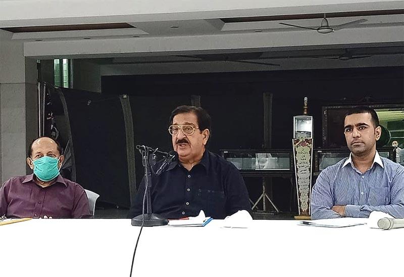 تحریک منہاج القرآن کی سنٹرل ورکنگ کونسل کا ناظم اعلیٰ خرم نواز گنڈاپور کی زیر صدارت اہم اجلاس