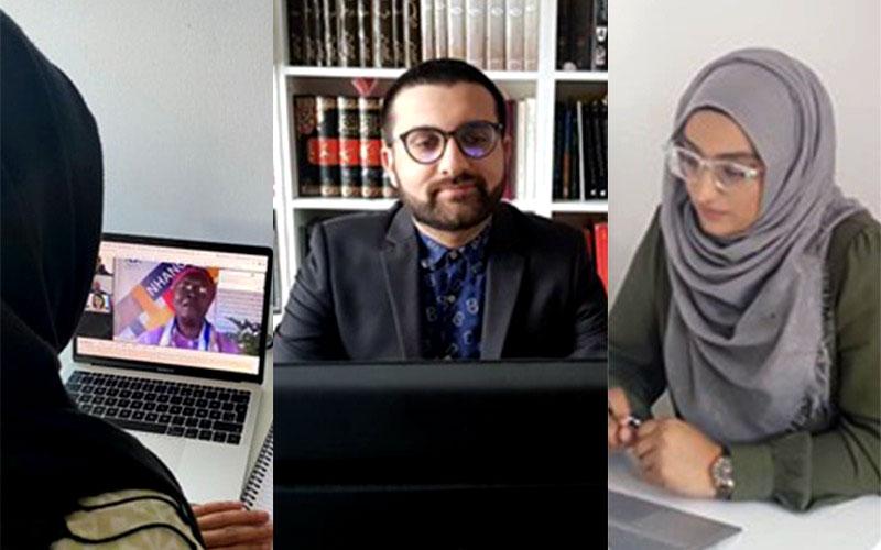 منہاج القرآن انٹرنیشنل کی خواتین نمائندوں کی یو این ویمن فورم میں شرکت