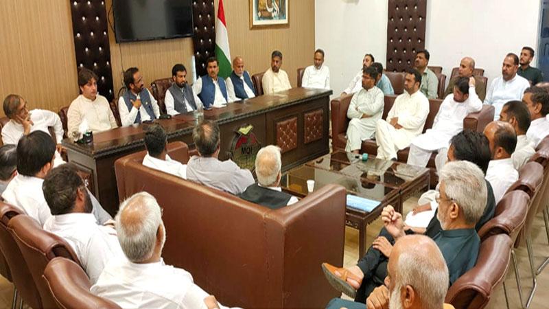 حکومت بلدیاتی الیکشن کے شیڈول کا اعلان کرے، عوامی تحریک کا مطالبہ