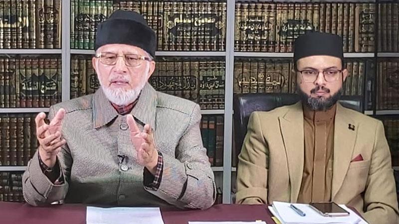 Dr Tahir-ul-Qadri lauds the legal team for their untiring efforts