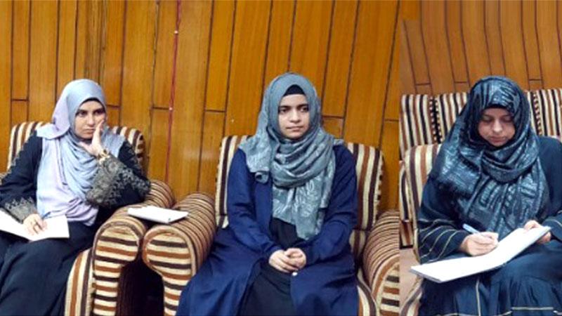 معصوم مروہ کے قاتلوں کو عبرتناک سزا دی جائے: منہاج القرآن ویمن لیگ