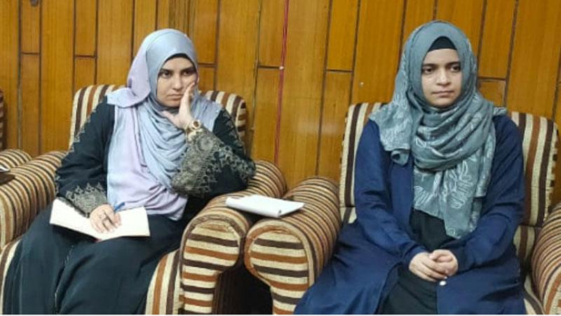 منہاج القرآن ویمن لیگ کا اجلاس، موٹروے واقعہ کی مذمت