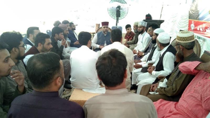 مظفرآباد (آزاد جموں و کشمیر): منہاج القرآن کی ضلعی تنظیم کا ورکرز کنونشن