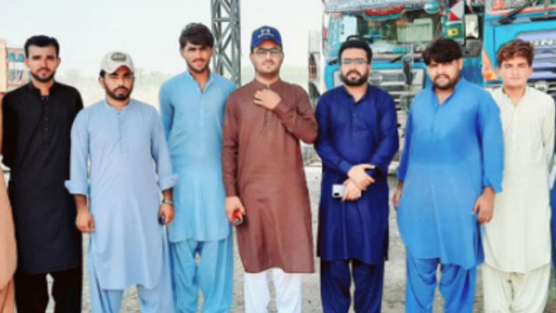 مصطفوی سٹوڈنٹس موومنٹ سندھ کے صدر کا بخشاپور کا دورہ