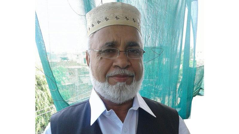 ملزم عابد علی کے معاملے میں چوہے بلی کا کھیل کھیلا جارہا ہے: چودھری افضل گجر