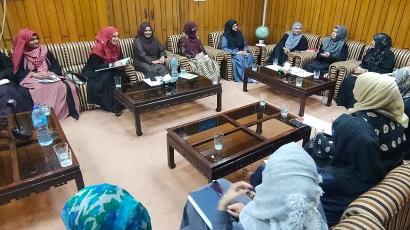 """منہاج القرآن ویمن لیگ """"وائس"""" کے زیراہتمام سہ ماہی آگاہی مہم کا آغاز"""