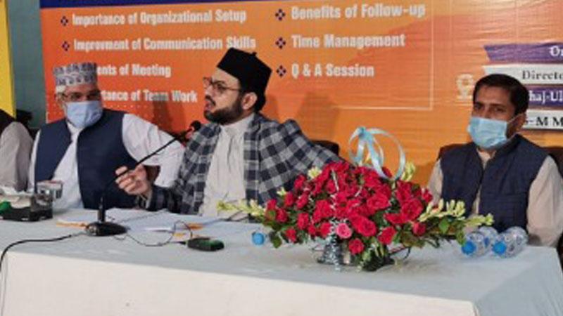 بدعنوان شخص غیراسلامی معاشروں میں بھی ناقابل قبول ہے: ڈاکٹر حسن محی الدین