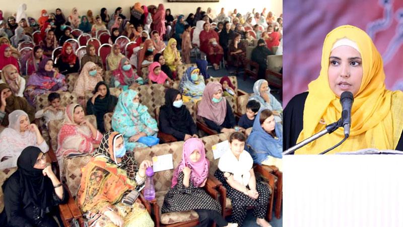 Sayyida Zaynab (sa) Conference held in Lahore