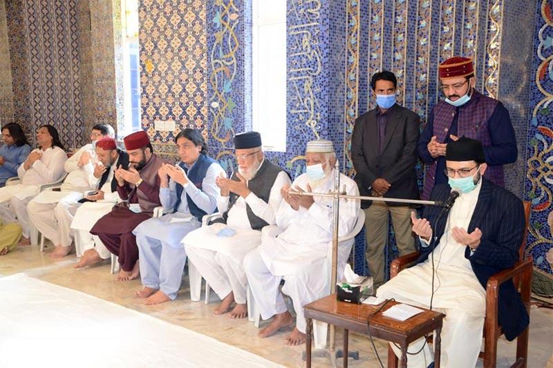 علامہ حافظ محمد ادریس الازہری کی والدہ ماجدہ کے ایصال ثواب کیلئے دعائیہ تقریب