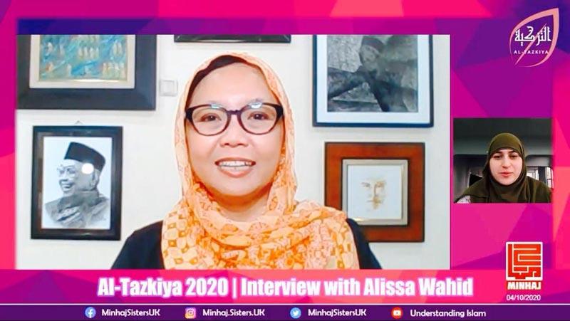 Al-Tazkiya 2020: Interview with Alissa Wahid