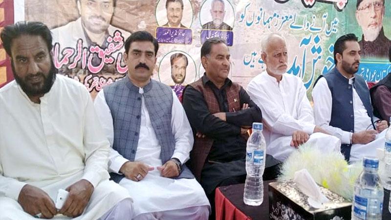 پاکستان عوامی تحریک دولتالہ کے زیراہتمام بلدیاتی کنونشن کا انعقاد