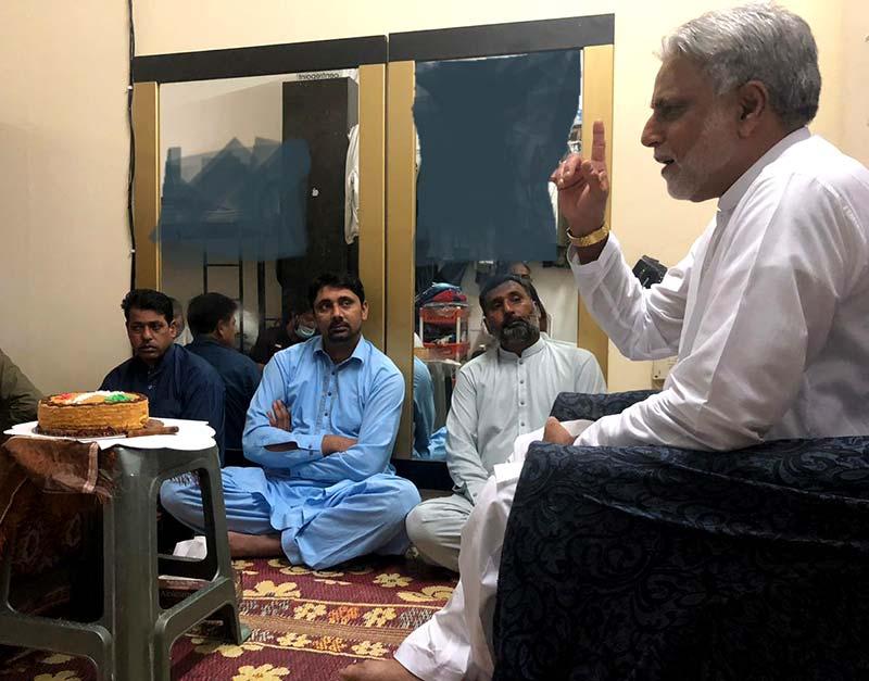 دبئی میں منہاج القرآن انٹرنیشنل کے 40 ویں یوم تاسیس کی تقریب