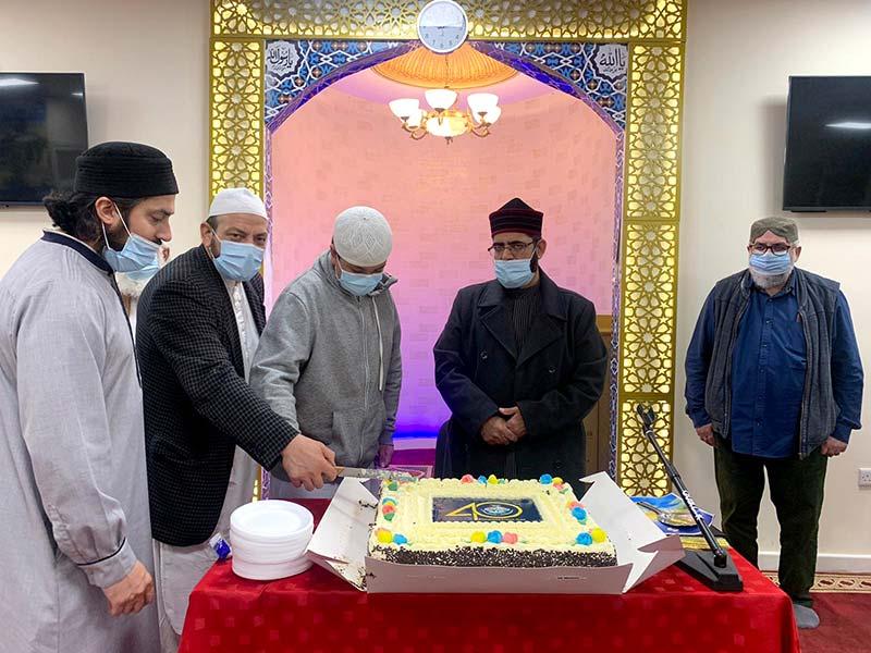 مدینۃ الزاہرا بریڈ فورڈ میں استقبال ربیع الاول اور تحریک منہاج القرآن کے40ویں  یوم تاسیس کی تقریب