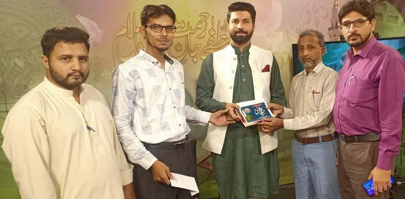 کراچی: پاکستان عوامی تحریک کے مختلف سیاسی سماجی، مذہبی و دینی شخصیات کو میلاد کانفرنس میں شرکت کی دعوت