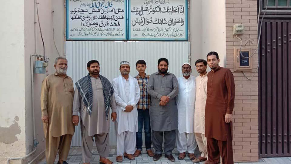 فقہ جعفریہ کے رہنماوں کی منہاج القرآن ہارون کے قائدین سے ملاقات