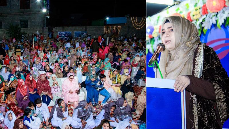 MWL Bhimber holds Mawlid-un-Nabi ﷺ Conference