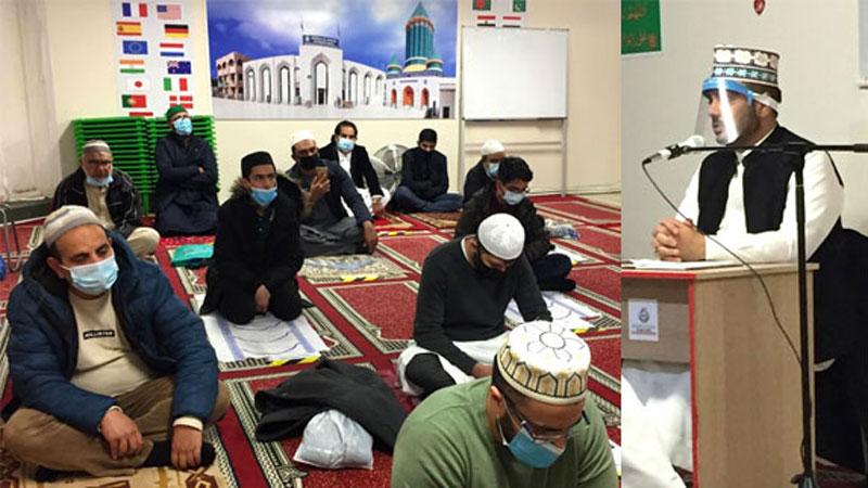 MQI Northampton hosts Mawlid-un-Nabi (pbuh) program