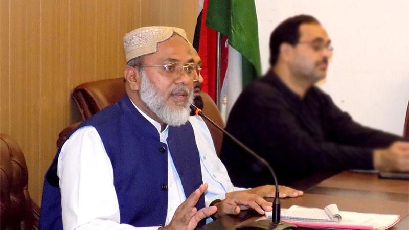 تعلیمی ادارے کھلے رکھنے کے فیصلے کا خیر مقدم کرتے ہیں: ڈاکٹر ممتاز الحسن باروی