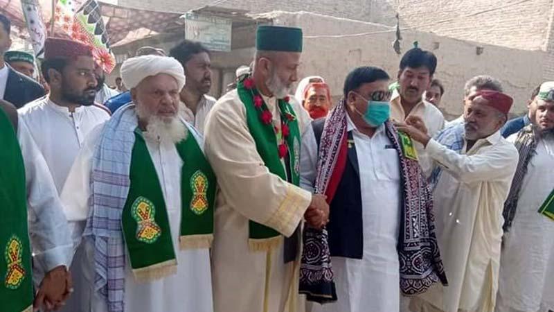 سندھ: منہاج القرآن کھوڑا شریف کے زیراہتمام محفل میلاد مصطفیٰ صلی اللہ علیہ وآلہ وسلم
