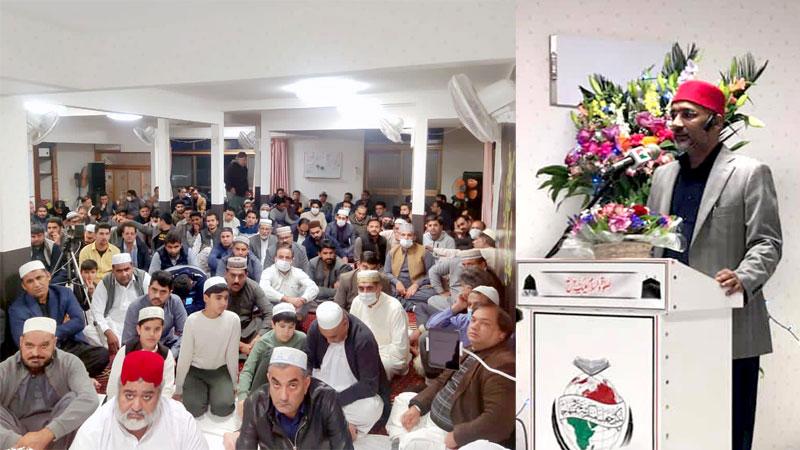 منہاج القرآن انٹرنیشنل جاپان کے زیراہتمام سالانہ محفل میلاد مصطفیٰ ﷺ
