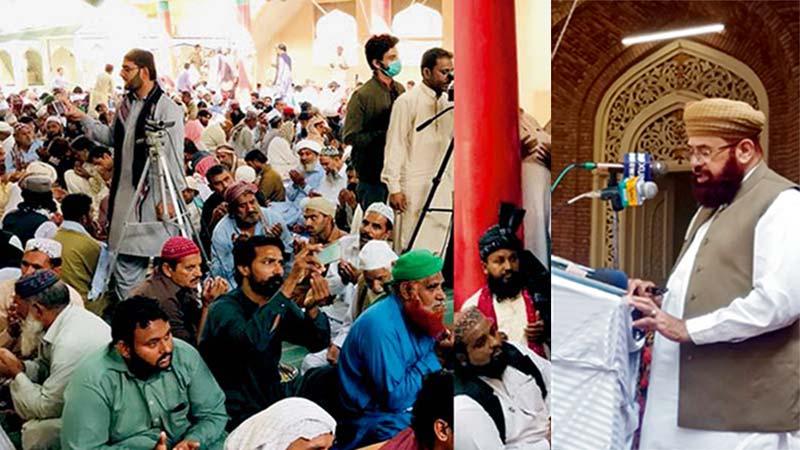 منہاج القرآن علماء کونسل جنوبی پنجاب کے صوبائی صدر علامہ احمد فاروقی کی قل خوانی پر علماء و مشائخ کی شرکت
