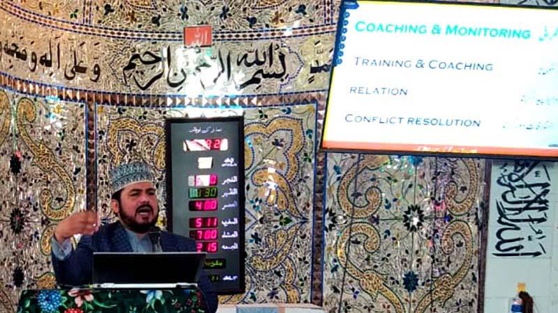 منہاج القرآن منڈی بہاؤالدین کے زیراہتمام تنظیمی تربیتی ورکشاپ کا انعقاد