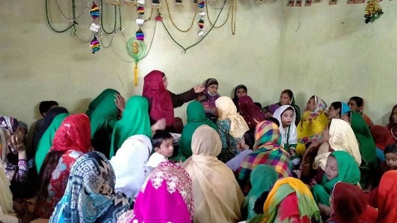 Tando Adam Khan: MWL holds Mahfil e Milad