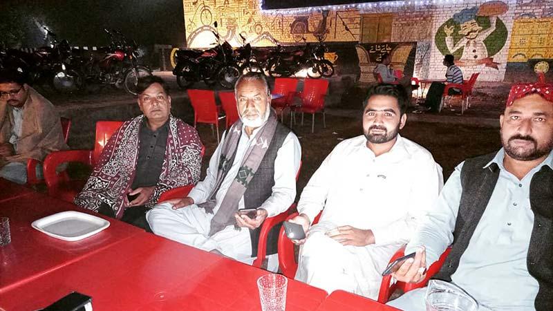 پاکستان عوامی تحریک تحصیل ہارون آباد کی تنظیم نو