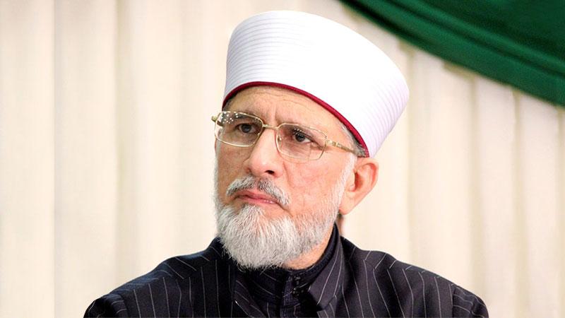 Dr Tahir-ul-Qadri expresses condolences to Senator Siraj-ul-Haq