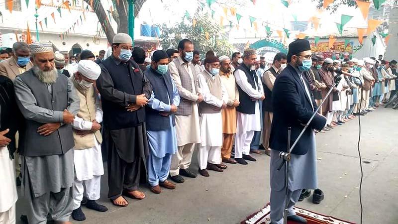 تحریک منہاج القرآن لاہور پی پی 154 کے صدر حاجی عبدالخالق کی اہلیہ انتقال کر گئیں