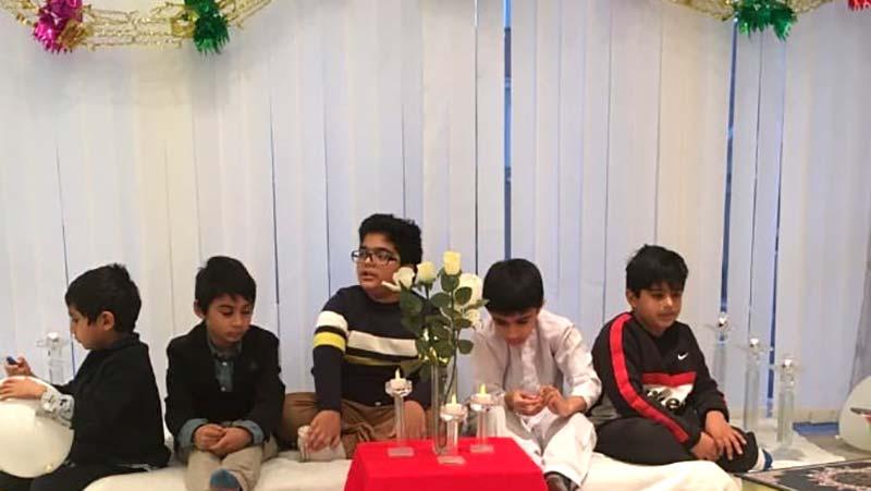منہاج حلقہ درود ناروے کے زیراہتمام عید میلادالنبی ﷺ کی مختلف سرگرمیاں