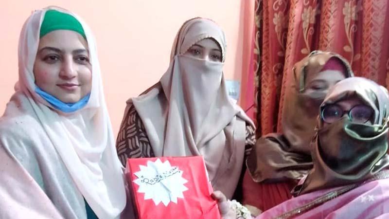 منہاج القرآن ویمن لیگ راولپنڈی کے زیراہتمام قرآن کلاس کی اختتامی تقریب