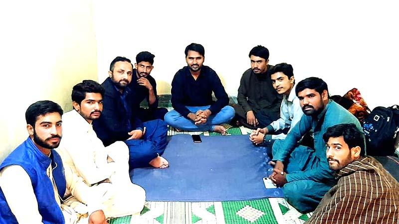 مصطفوی سٹوڈنٹس موومنٹ کی ڈی جی خان میں تنظیم سازی