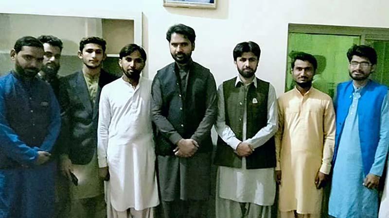 ایم ایس ایم فاضل پور کے تنظیمی عہدیداروں کی نشست