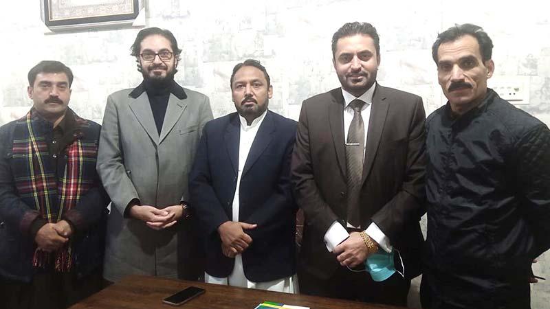 پاکستان عوامی تحریک نے فرسودہ نظام کو مسترد کیا: ملک طاہر جاوید