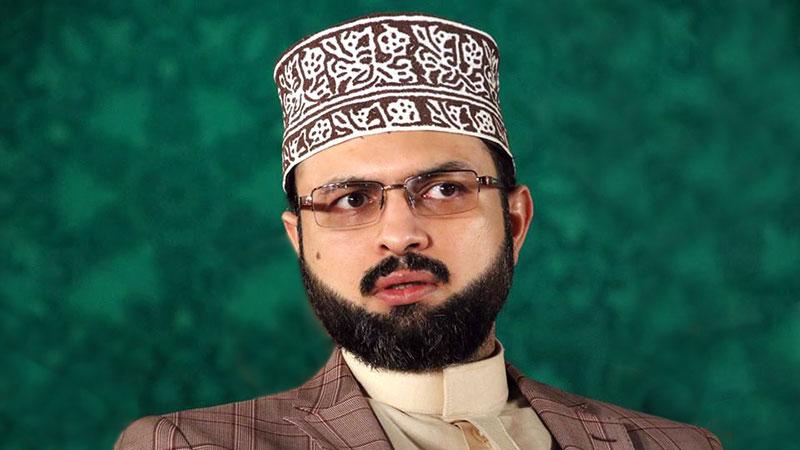 ظلم اور حرام خوری کے خاتمے سے سوسائٹی پرامن اور خوشحال ہو گی: ڈاکٹر حسن محی الدین قادری