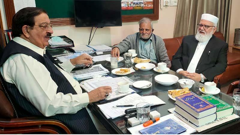 ملی یکجہتی کونسل کی مجلس عاملہ کا اجلاس 3 دسمبر کو منہاج القرآن سیکرٹریٹ میں ہو گا