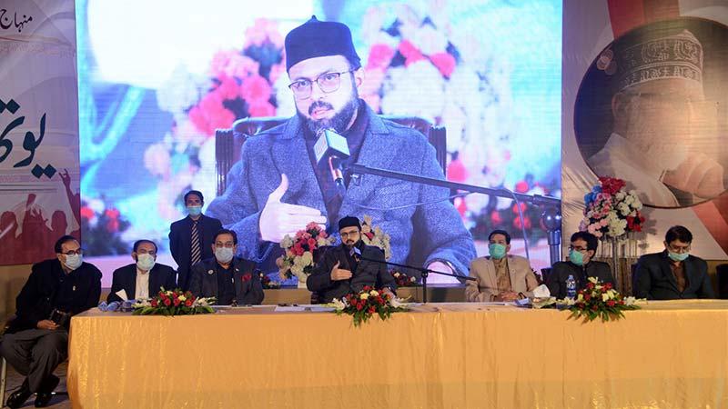 نظام بدلنے کی کنجی نوجوانوں کے ہاتھ میں ہے: ڈاکٹر حسن محی الدین قادری