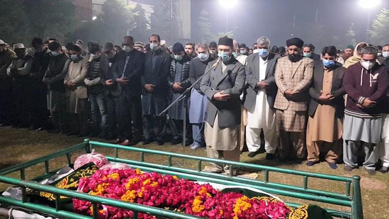 منہاج القرآن کے سینئر رہنماء محمد جنید وارثی کی والدہ انتقال کر گئیں